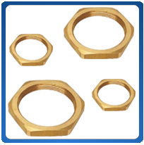 Brass Panel Nuts