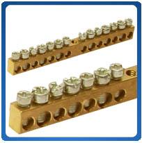Brass Terminal Blocks