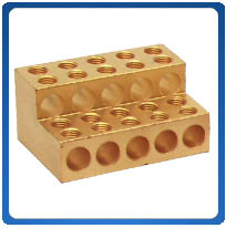 Brass Terminal BlocksBrass Terminal Blocks