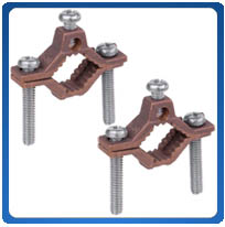 Bronze Copper Grounding Clamps