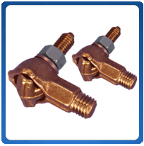 Bronze Transformer Tank Connectors