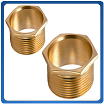 Conduit Bushes Brass