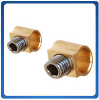 Brass Connectors For Strips