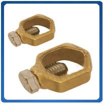 Bronze Ground Rod Clamps