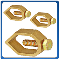 Brass A Clamps