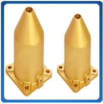 Brass Wiping Glands