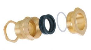 Brass A1 A2 Cable glands india
